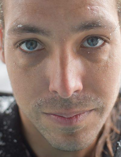 Nathan Goodfellow Frosty Selfie